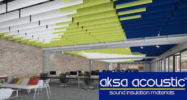 akustik-baffle-tavan-paneli