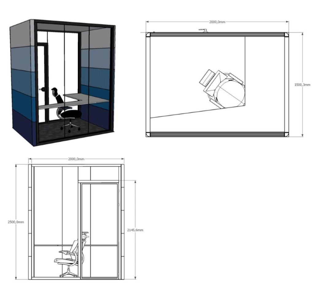 akustik-ofis-kabini-teknik-cizim-5