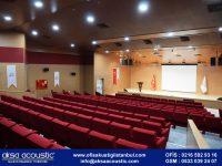 Konferans Salonu Ahşap Panel Kaplama