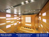Konferans Salonu Akustik Düzenleme