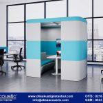 Ofis Akustik Kabin Uygulaması