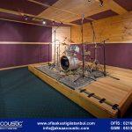 Ses Yalıtımlı Bateri Odası