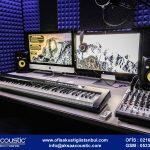 Stüdyo Akustik Sünger Uygulaması