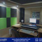 Stüdyo Renkli Akustik Sünger
