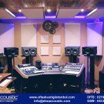Stüdyo Ses İzolasyon