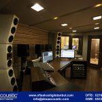 Stüdyo Ses İzolasyonu Uygulaması