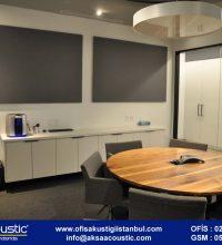 Telekonferans Odası Akustik Düzenleme