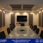 Toplantı Odası Akustik Panel Uygulaması